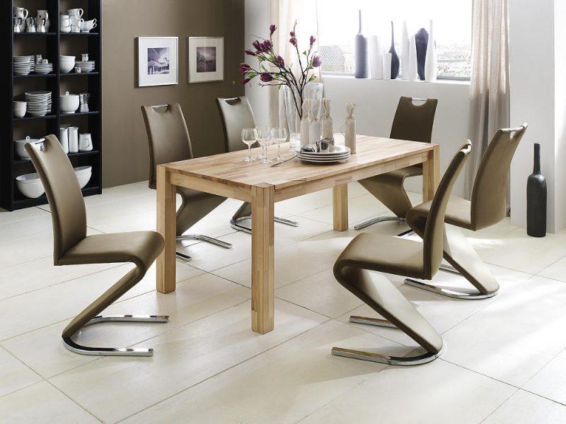 stół drewniany remo